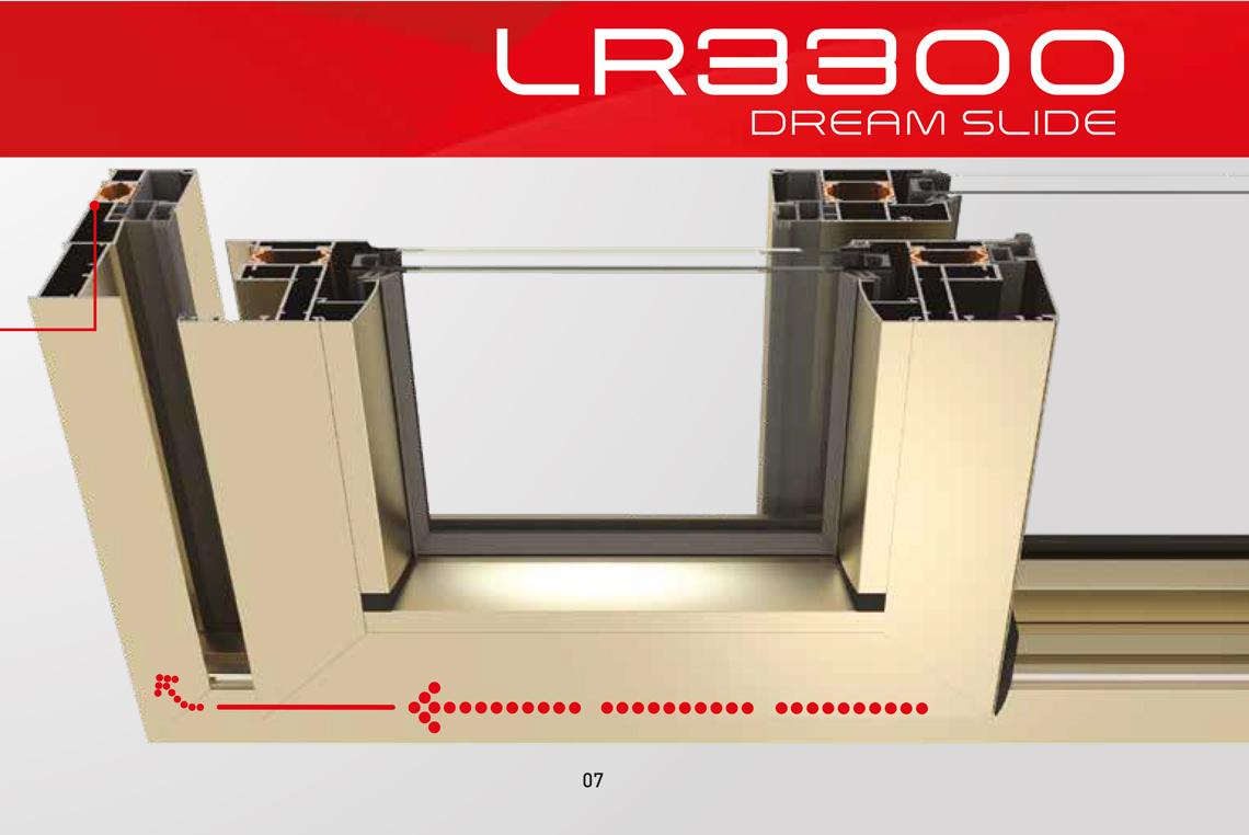 LİNEA ROSSA - LR3300