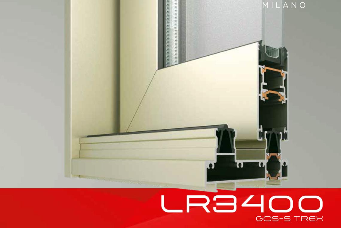 LİNEA ROSSA - LR3400